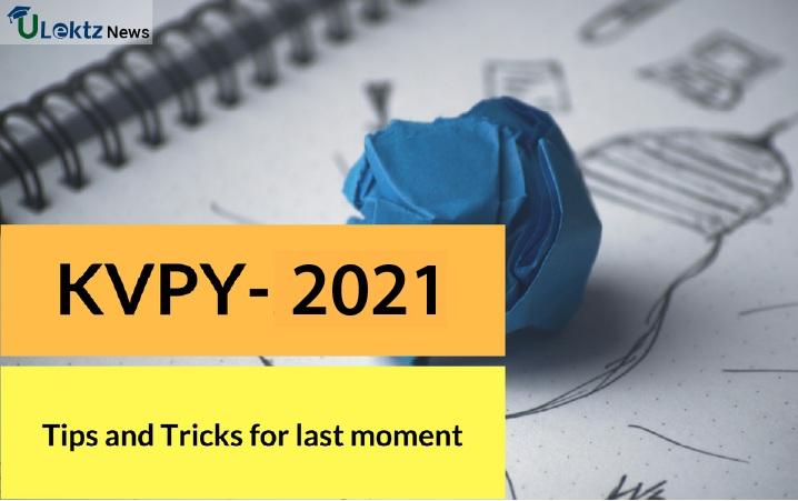 KVPY 2021
