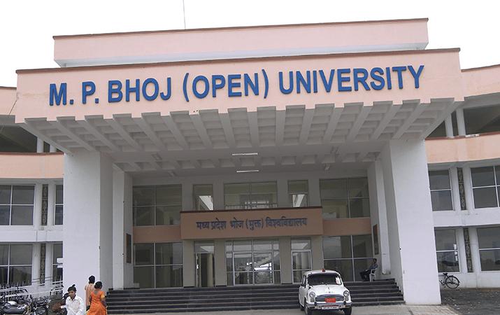 Bhoj University signs MoU