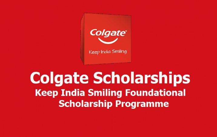 keep india smiling foundational scholarship programme
