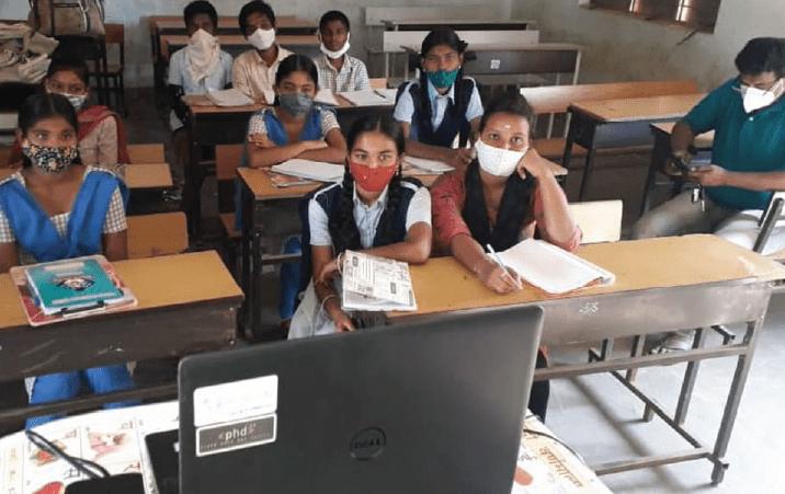 vidyakansha-reaching out to rural students