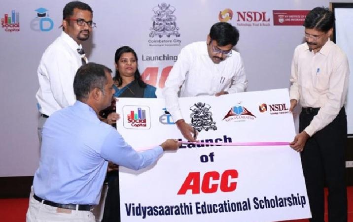 vidyasaarathi partners astral foundation