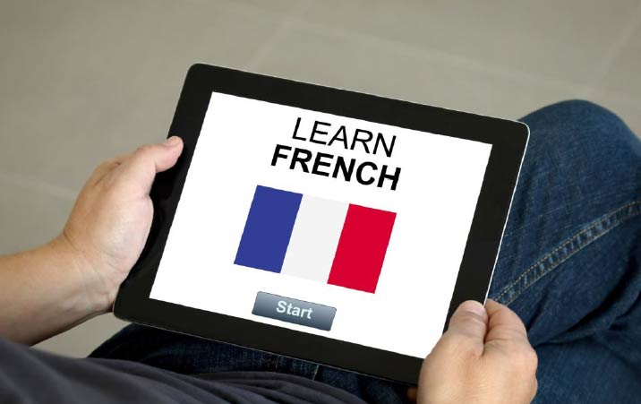 Basic French course