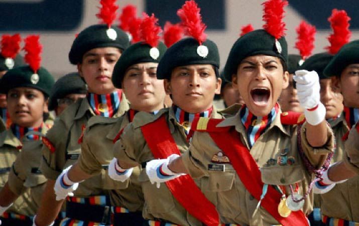 UGC allows students to take up NCC as an elective subject in college