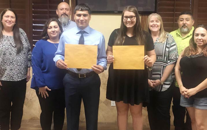 2021 JWC Junior Citizen of the Year Scholarship applications ready