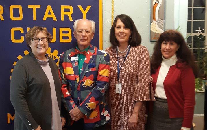 Community Foundation Manteo Rotary Club launch Sonny Albarty Memorial Scholarship Fund