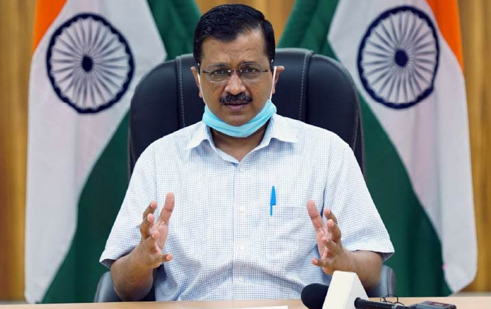 Delhi government declares financial aid for children whose parents passed away due to Covid 19