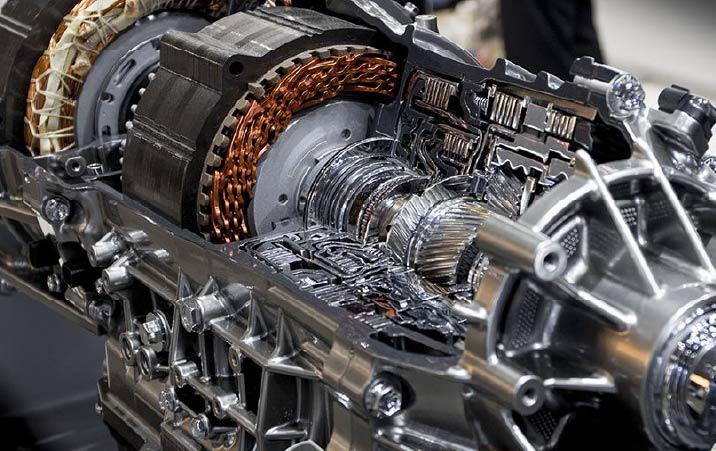 Design of electrical machine