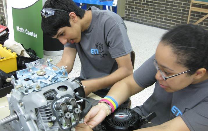 Enabling Progression in Technical Education