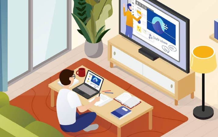 Flexible Online Learning Environments