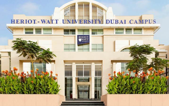 Heriot Watt University Dubai
