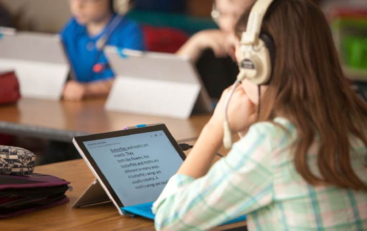 Microsoft focuses on reading skills in Teams for Education