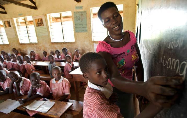 Teacher Organizations Strengthen Skills In Social Dialogue In Education