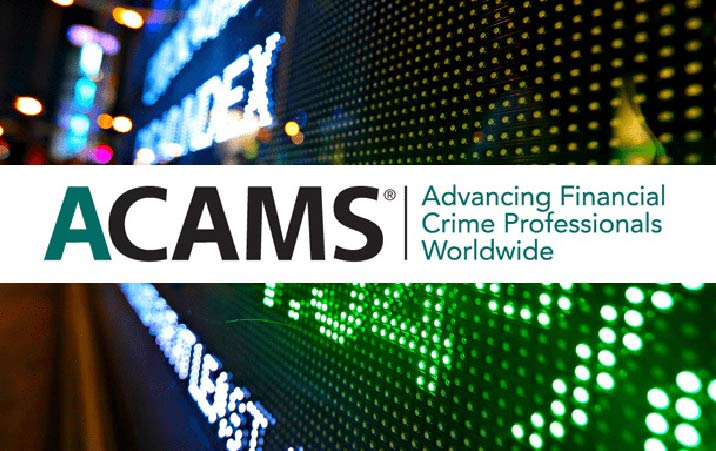 ACAMS Offers First of its Kind CAFCA Scholarship Program for BIPOC Compliance Professionals in the FinTech Sector