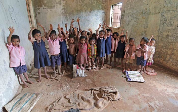 Education Centre at Thane razed tribal students to face hassles
