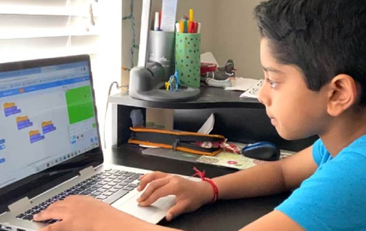 Education Department to hold online exams for Class VI to VIII in July