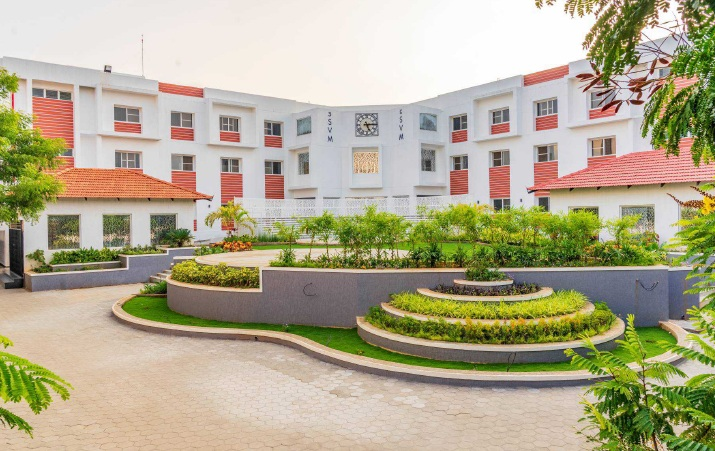 Excellence in Education Since 1998 – SSVM Institutions