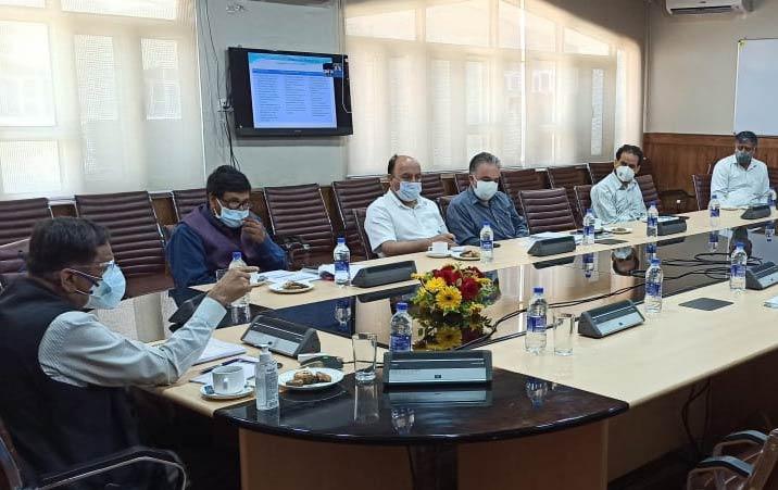 NEP 2020 to revamp education system in JK Advisor Bhatnagar