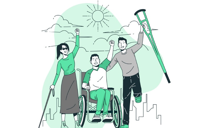 NGO launches scholarship scheme for youths with disabilities