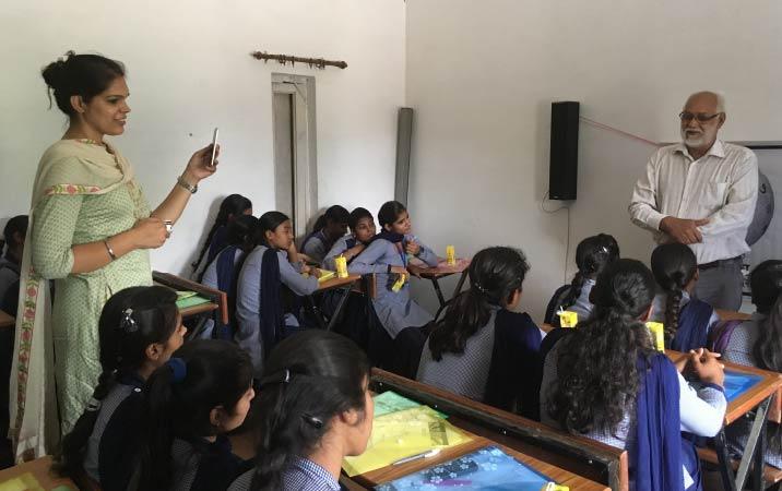Punjab T.N. Kerala perform well in school education