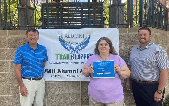 ASUMH announces scholarship recipient