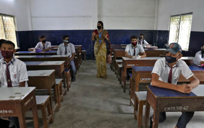 Bihar Educational institutions coaching centres to partially reopen from July 12