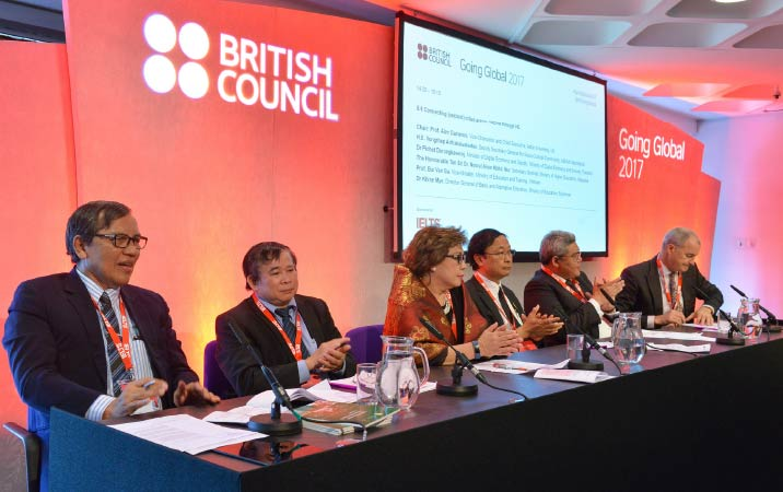 British Councils education engagement with India to continue unhindered