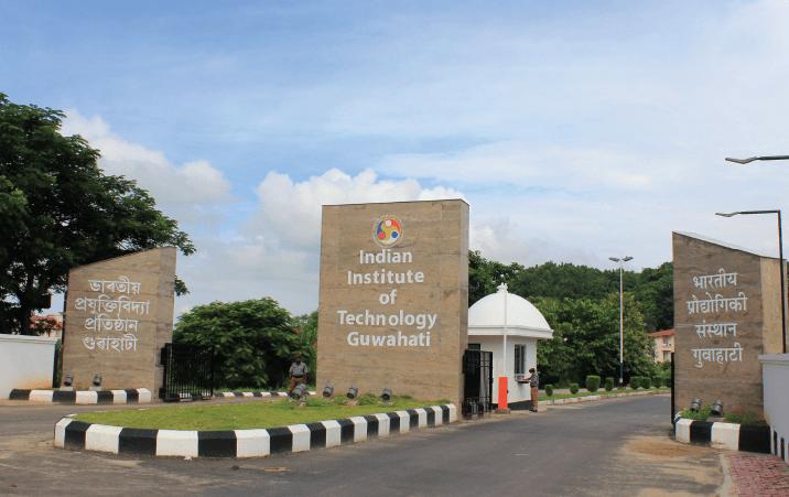 IIT Guwahati Department of Civil Engineering DCE Junior Research Fellowship JRF 2021