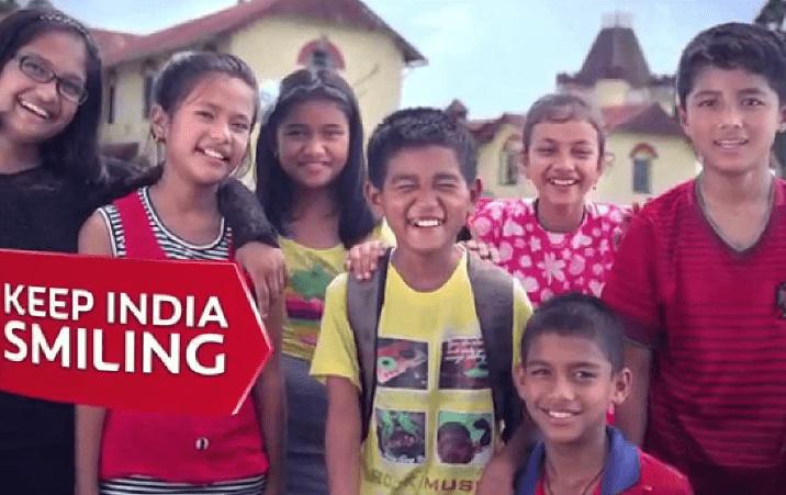 Keep India Smiling Foundational Scholarship Program