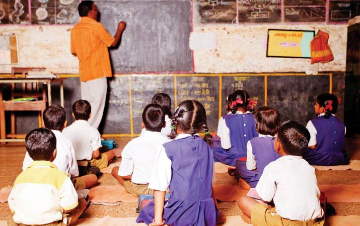 Maharashtra Thousands of children losing their right to free education 2