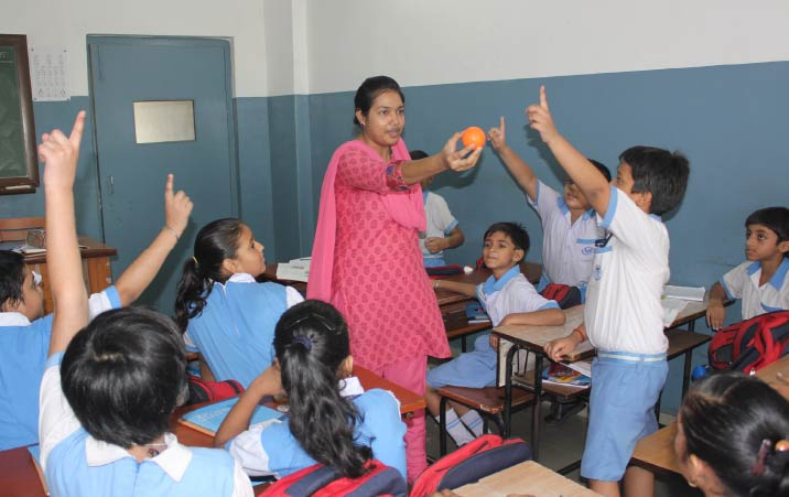 This Mumbai non profit is upskilling teachers to provide quality education to underprivileged children in India
