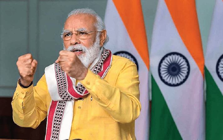 Youth need freedom from shackles says PM Modi as NEP 2020 completes a year