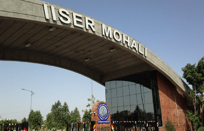Appplications are invited at IISER Mohali