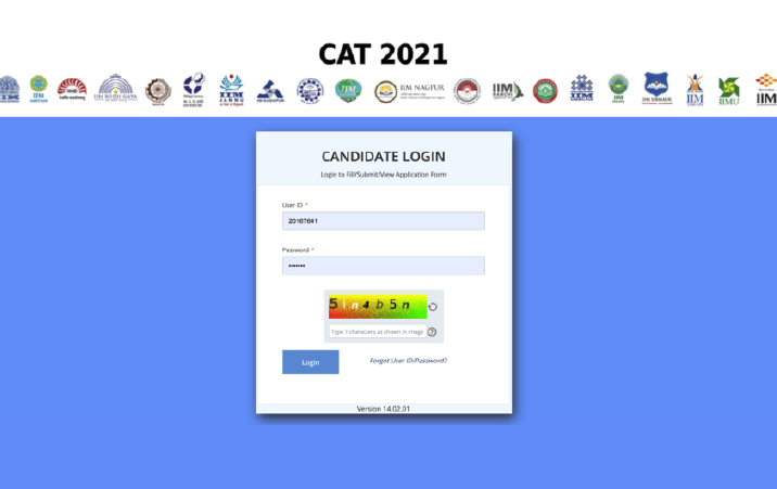 CAT Application Form 2021 Released Heres Direct Link To Apply