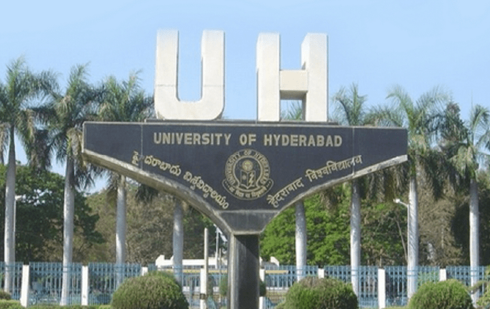 Hyderabad University Admissions 2021 Entrance test hall tickets released exams from September 3