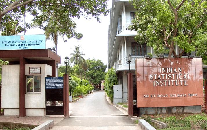 ISI Kolkata Interdisciplinary Statistical Research Unit Junior Research Fellowship 2021
