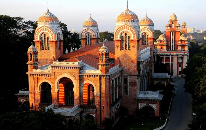 University of Madras Department of Genetics Junior Research Fellowship 2021