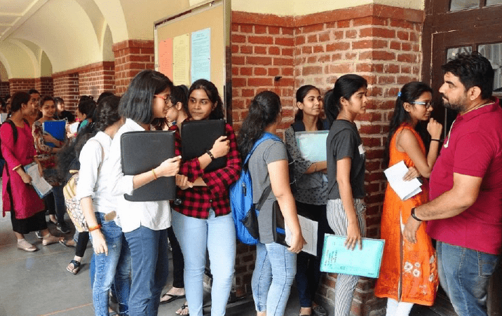 DU UG Admission 2021 Expect Higher Cut Offs This Year College Principals Tell Aspirants