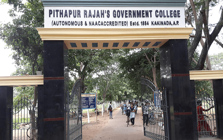 Pithapur Rajahs Government College
