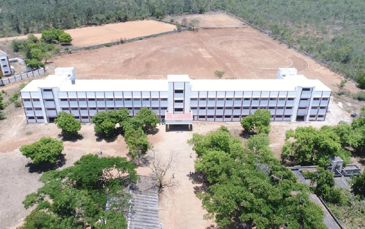 SIVET College Tambaram