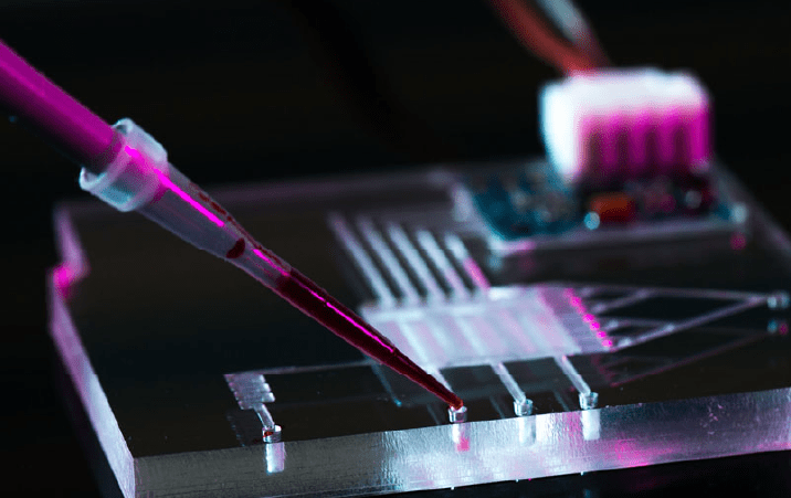 Raman Research Institute Research Assistantship Microfluidics and Nanopore Sequencing Project 2021