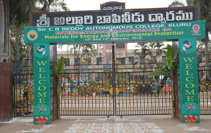 Sir C R Reddy College Aided and AutonomousEluru