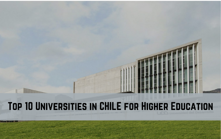 chile higher education universities