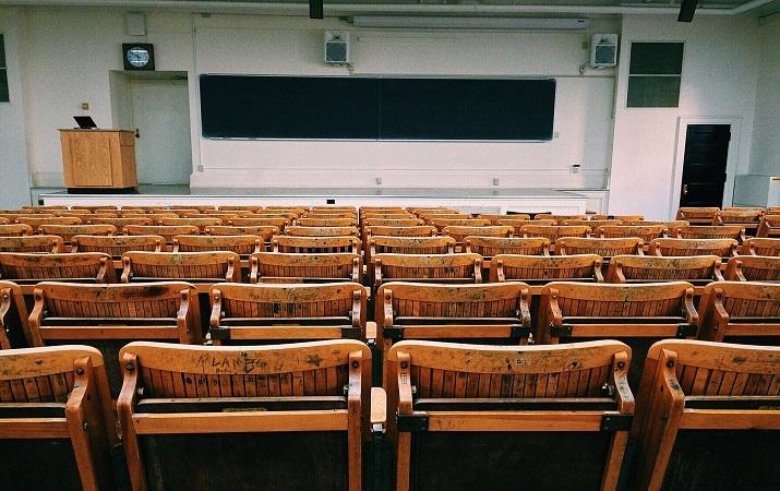 universities classroom